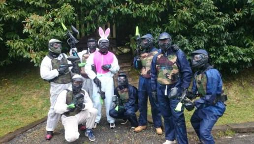 Paintball - Deauville Aventure