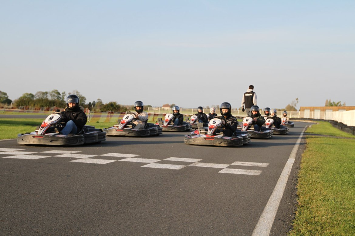 Karting Cabourg