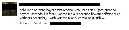 Hoerer nicht deutsch