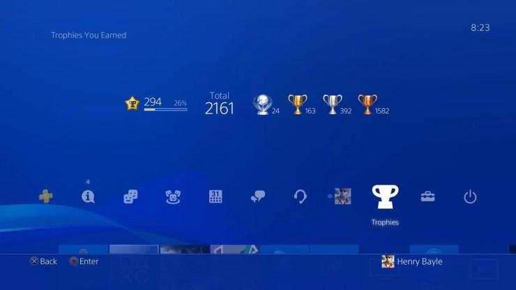 Detalles sobre los próximos cambios de niveles de Trofeos