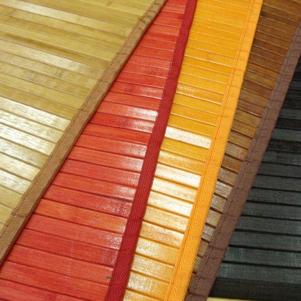 Alfombras de bamb blog de latiendawapa - Alfombras bambu colores ...