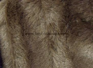 Detalle manta pelo