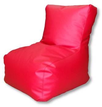 Puff color rojo