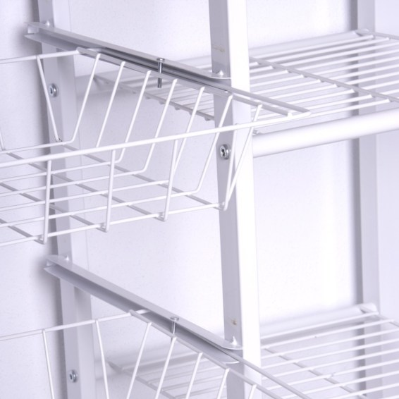 Mesa de cocina blanca