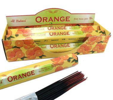 Varitas de incienso de naranja