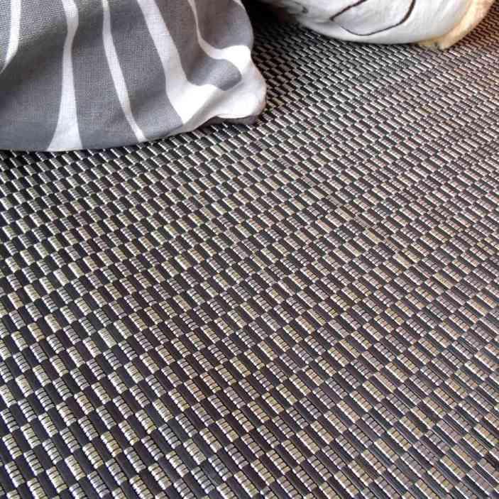 Detalle de la alfombra