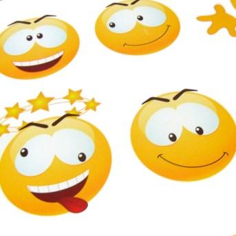 Bandeja multiusos emoticonos