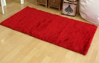 Alfombra 80x150 roja