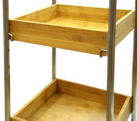 Mueble auxiliar para cocina o baño