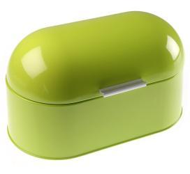 Panera metálica verde