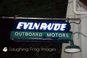More than one Evinrude? Who knew?