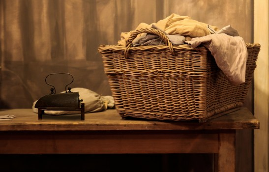 history of laundry