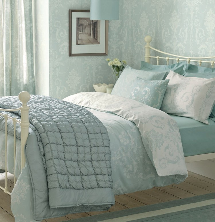 Wonderful Duck Egg Blue And White Bedroom Ideas 38 Design Secrets Download