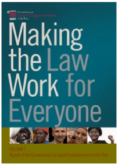 UNDP Legal Empowerment Report