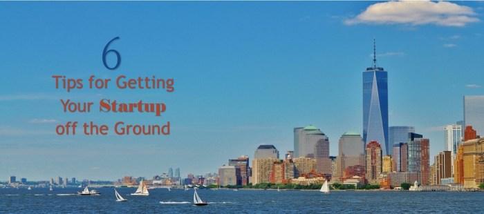 6 Tips for Startups Header