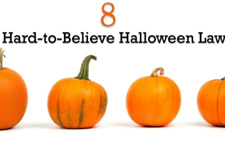 8 Hard-to-Believe Halloween Laws