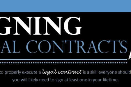 Signing Legal Contracts