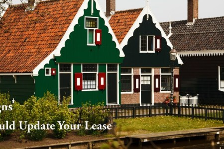 10 Signs You Should Update Your Lease