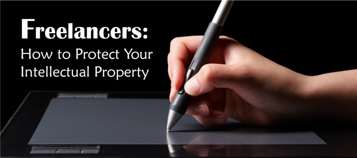 Freelancers: How to Protect Your Intellectual Property