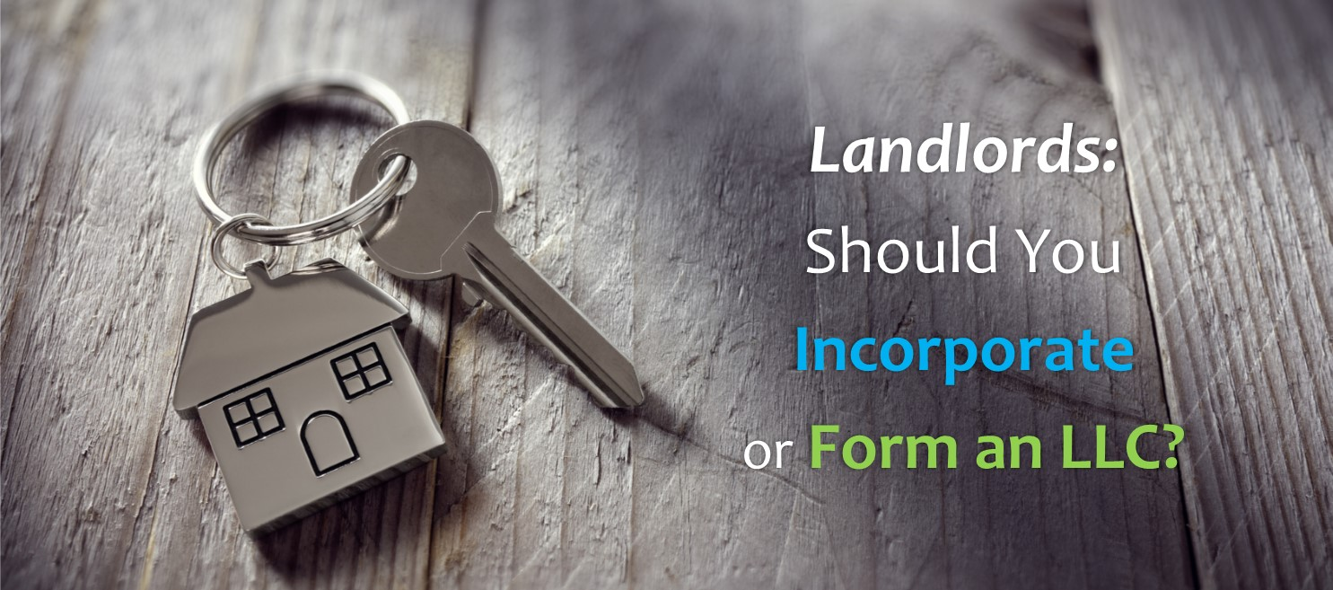 Landlords: Should You Incorporate or Form an LLC? - LawDepot Blog