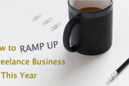 How to Ramp up Your Freelance Business This Year