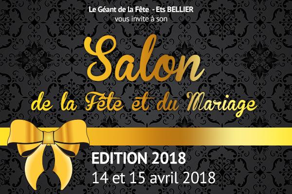 Rétrospective Édition 2018 : Le Salon de la Fête et du Mariage