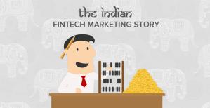 Indian Fintech Marketing story