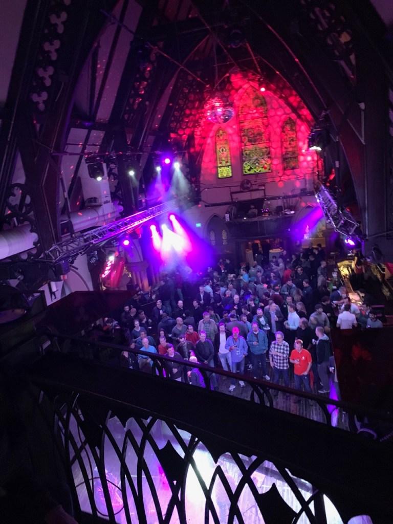 church niteclub