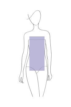 Morphologie en rectangle, ou en « H »