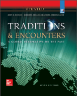 McGraw-Hill Education Traditions & Encounters (AP edition)