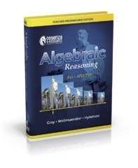 Cosenza & Associates' Algebraic Reasoning