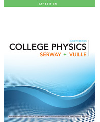 Cengage's Serway Physics AP edition
