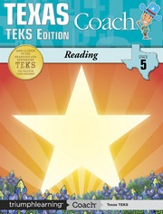 Triumph Learning's Texas Coach: Reading