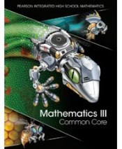 Pearson Integrated Math Common Core