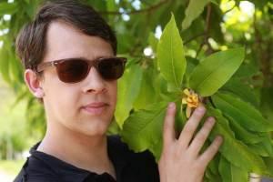 L'île aux épices Brésilienne, Arnaud Sion dans sa ferme dans le Minas gerais