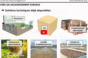 vidéo assainissement durable