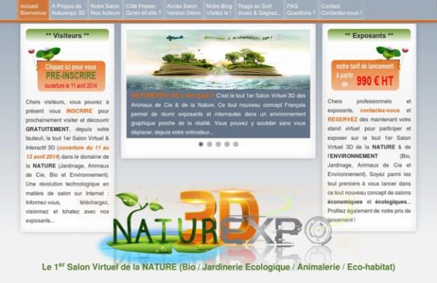 Salon Nature Expo 3D