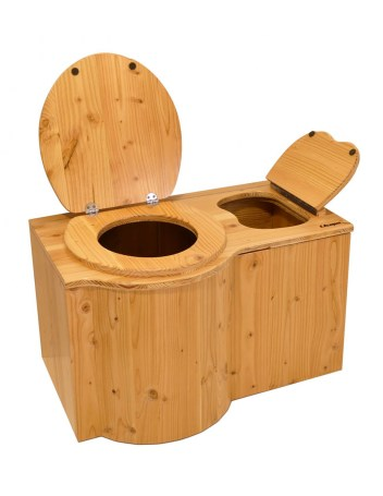 Toilette sèche papillon douglas