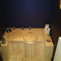 Toilette sèche sur mesure à Montpellier
