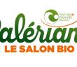 Salon bio Valériane en Belgique
