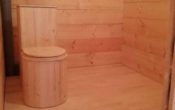 toilettes sèches Caragol