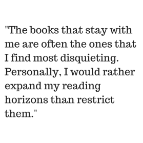 The books that stay with me