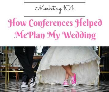 MARKETING 101 Wedding