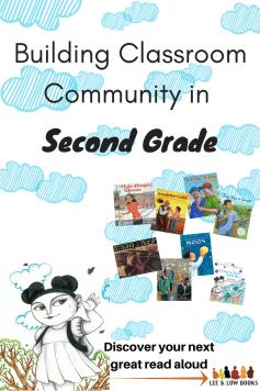 PINTEREST Building Classroom Community Grade 2