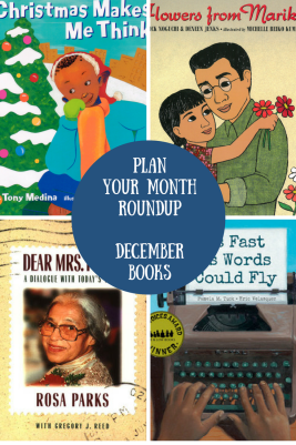 Plan Your Month Roundup- December