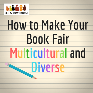 How to Make Your Book Fair Multicultural and Diverse