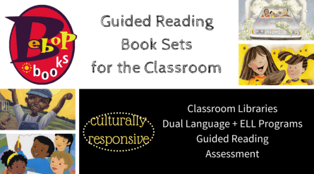 Guided Reading Book Sets for the Classroom