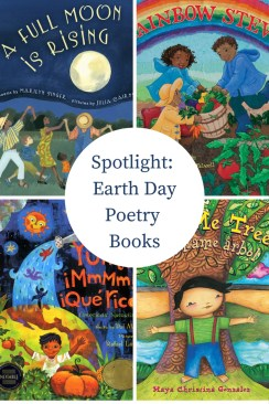 Earth Day Poetry Books