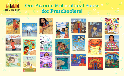 fave multicultural preschool books