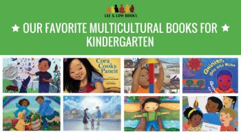 multicultural children's books for kindergarten